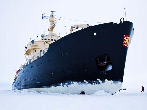 Kakslauttanen Arctic Resort Icebreaker Sampo