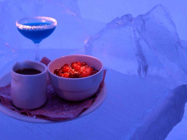Kakslauttanen Arctic Resort Palveluy Ravintolat