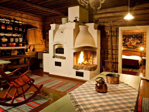 Kakslauttanen Arctic Resort Traditional House