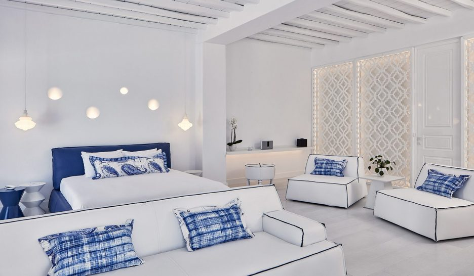 Katikies Mykonos Honeymoon Suites With Private Pool
