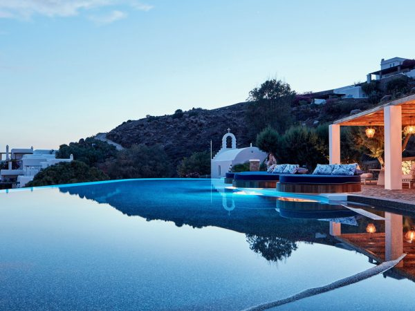 Katikies Mykonos Hotel With Pool
