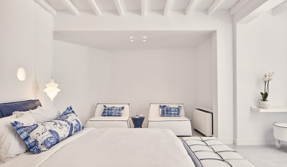 Katikies Mykonos Master Suite With Private Pool