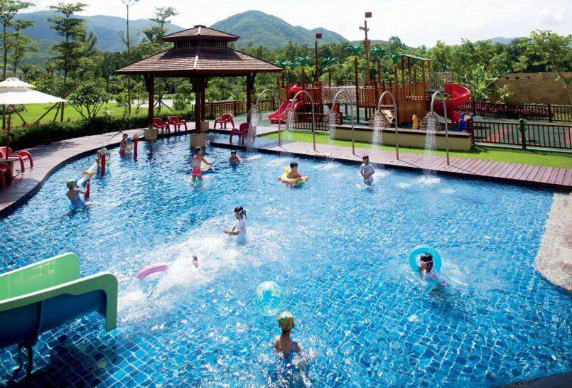 Kids Adventure Pool The Ritz Carlton Sanya Yalong Bay