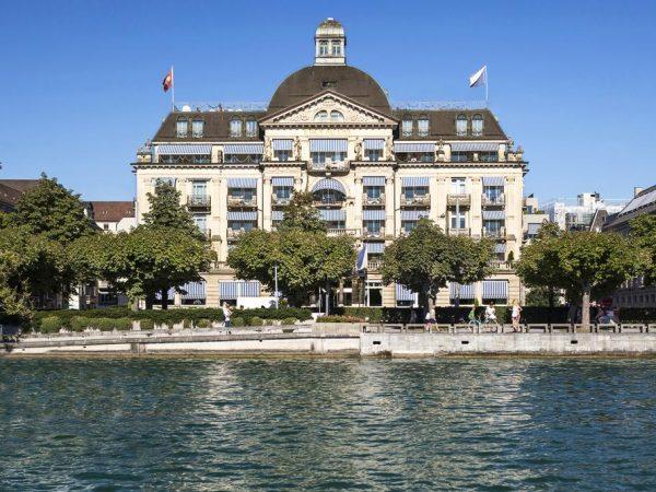 La Reserve Eden au Lac Zurich