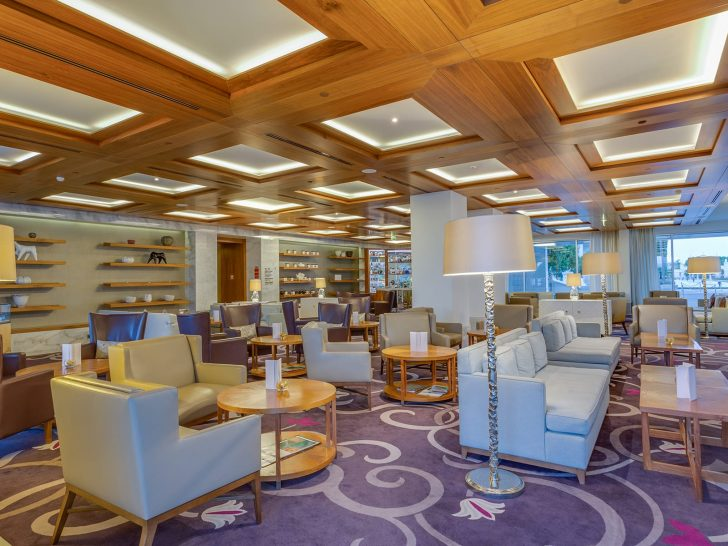 Conrad Algarve Lago Lounge
