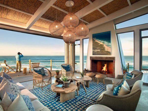 Lekkerwater Beach Lodge at De Hoop Main Lodge Ocean Views