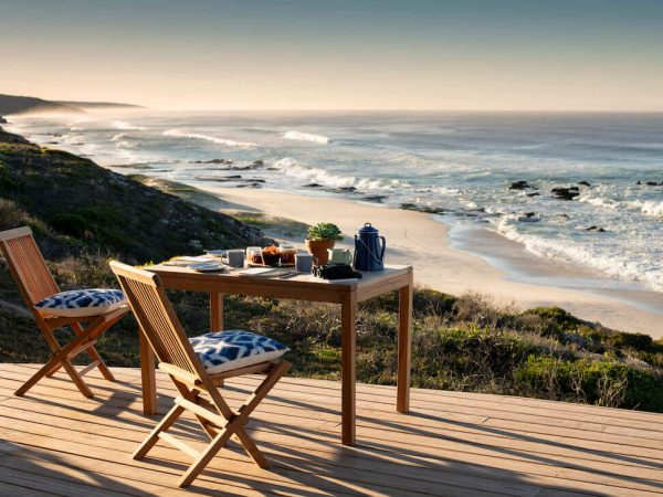 Lekkerwater Beach Lodge at De Hoop Private Dining
