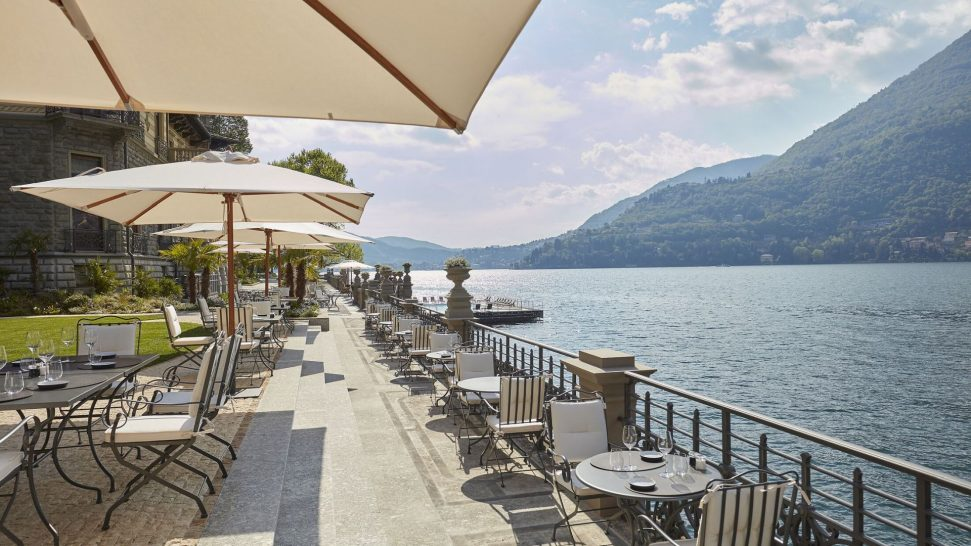 Mandarin Oriental Lago di Como Como Bar and Bistrot