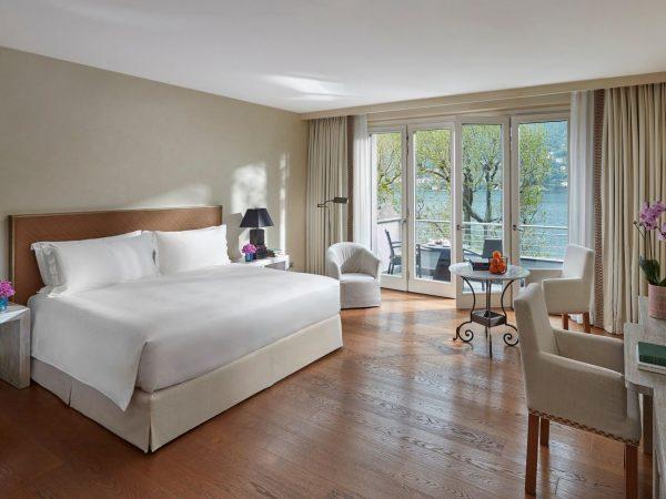 Mandarin Oriental Lago di Como Deluxe Room
