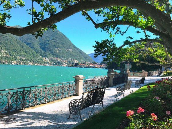 Mandarin Oriental Lago di Como Grounds