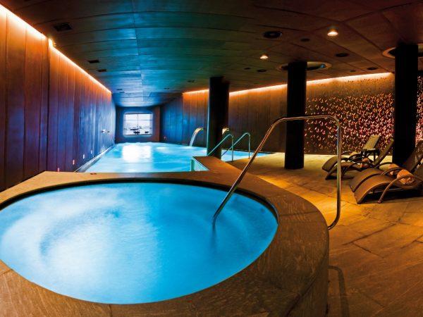Mandarin Oriental Lago di Como Interior Pool