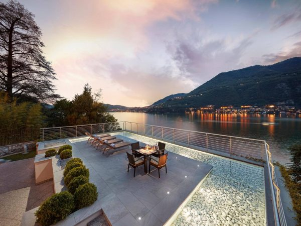Mandarin Oriental Lago di Como Private Dining