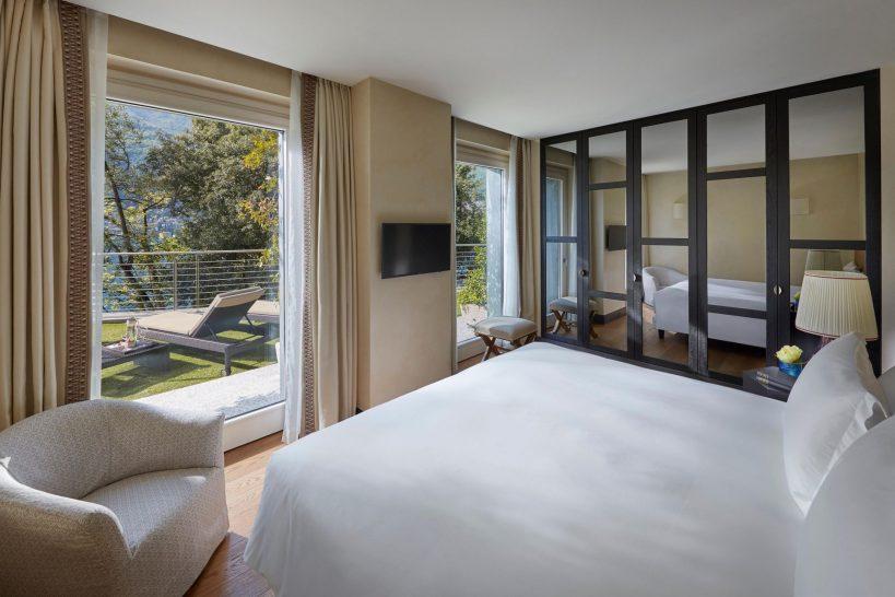 Mandarin Oriental Lago di Como Two Bedroom Vista Lago Suite