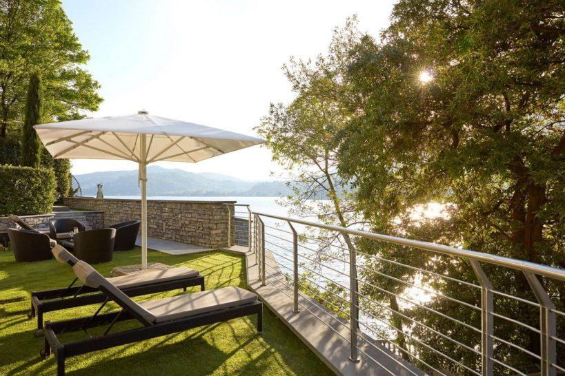 Mandarin Oriental Lago di Como Two Bedroom Vista Lago Suite Terrace