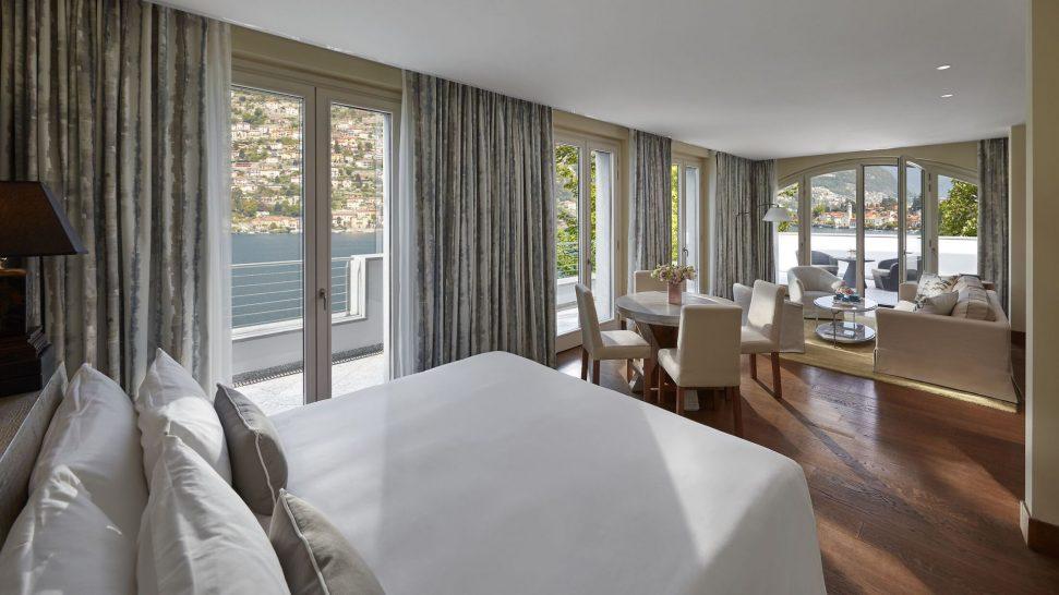 Mandarin Oriental Lago di Como Vista Lago Suite