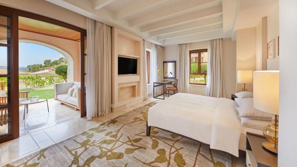 Park Hyatt Mallorca 1 King Bed Garden
