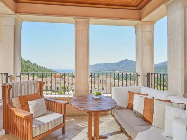 Park Hyatt Mallorca 1 King Bed Valley View