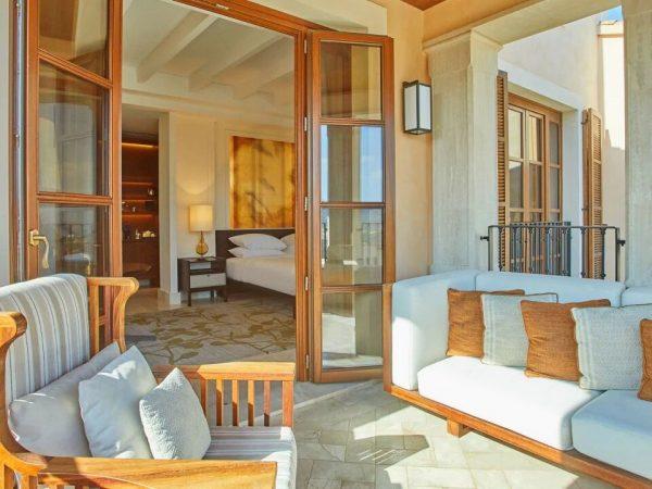 Park Hyatt Mallorca 2 Twin Beds Resort View