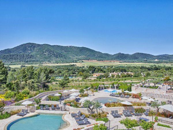 Park Hyatt Mallorca Top View