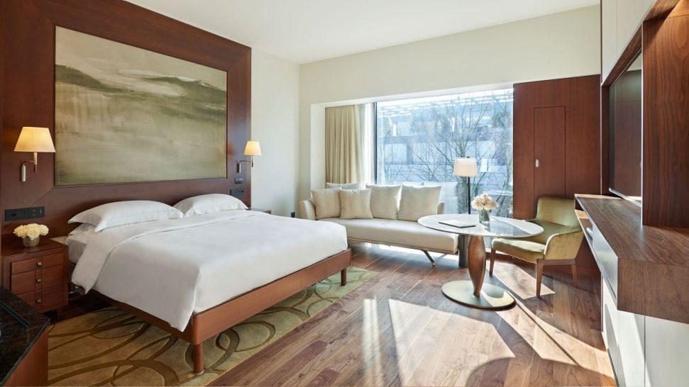 Park Hyatt Zurich 1 King Bed