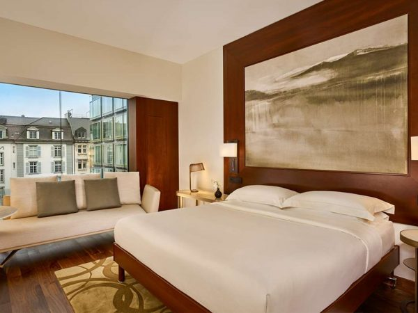 Park Hyatt Zurich 1 King Bed - High Floor