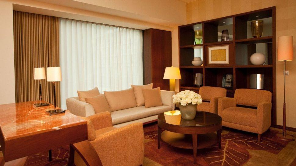 Park Hyatt Zurich Ambassador Suite