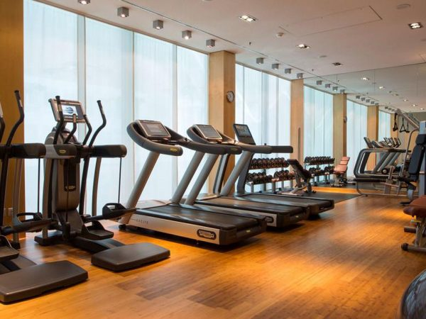 Park Hyatt Zurich Gym