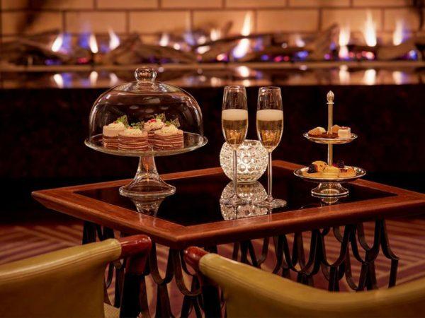 Park Hyatt Zurich The Lobby Lounge