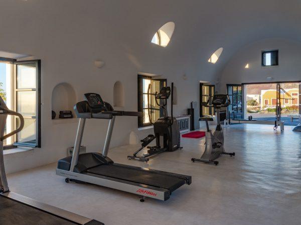 Perivolas Hotel Gym