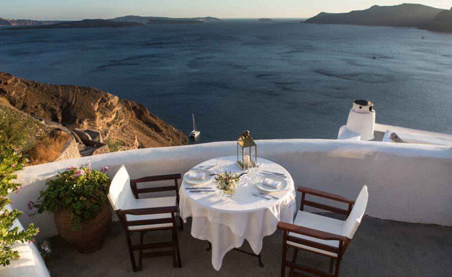 Perivolas Hotel Private Dining