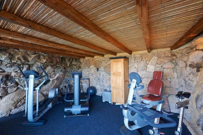 Petra Segreta Resort And Spa Gym