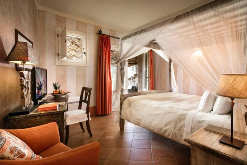 Petra Segreta Resort and Spa Master Suite