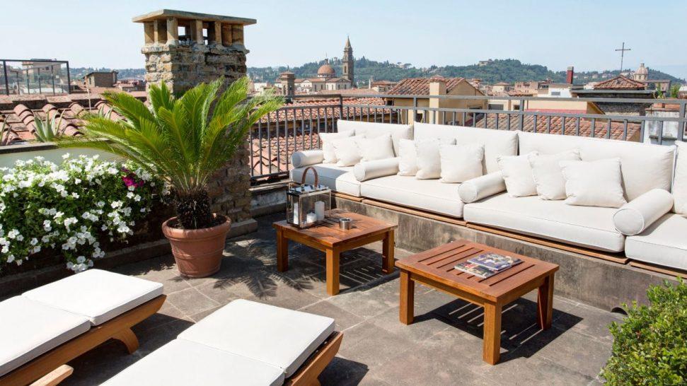 Portrait Firenze Penthouse Pitti