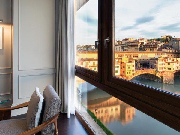 Portrait Firenze River View