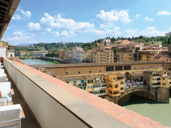 Portrait Firenze View