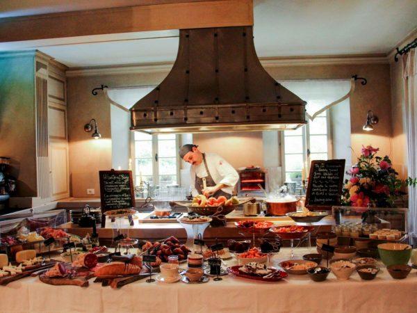 Relais Borgo Santo Pietro Breakfast