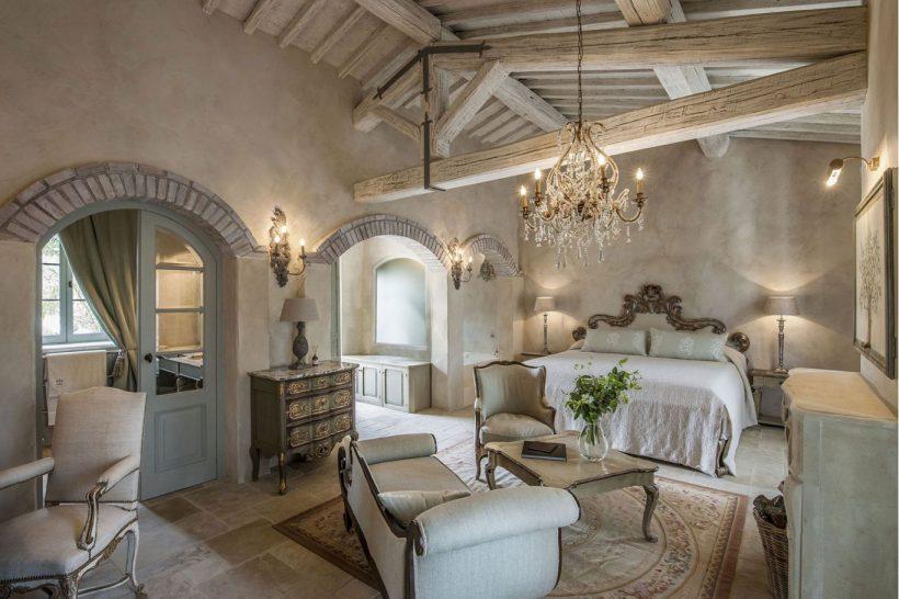 Relais Borgo Santo Pietro LUlivo Junior Garden Suite