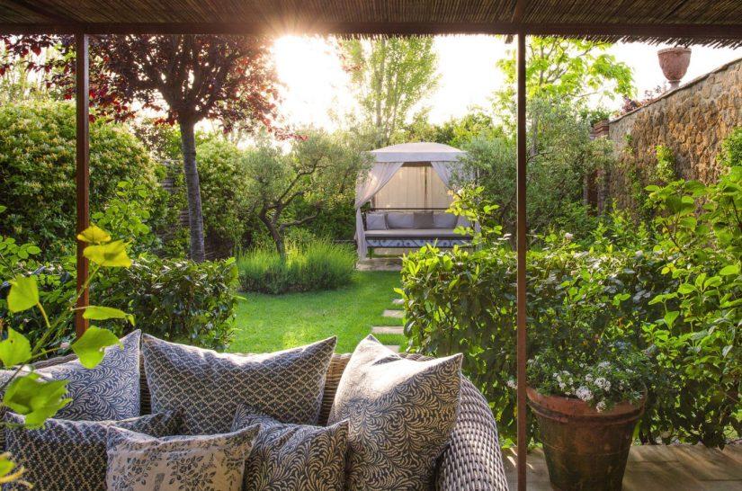 Relais Borgo Santo Pietro Rosmarino Garden Suite
