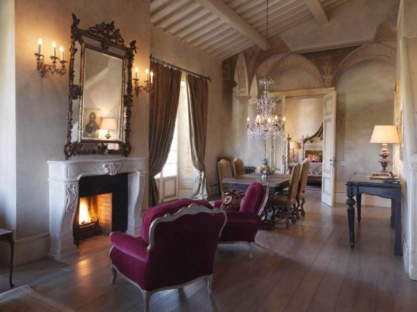 Relais Borgo Santo Pietro Santo Pietro Grand Suite