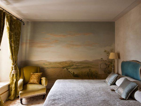 Relais Borgo Santo Pietro Sir Vincent Deluxe Room