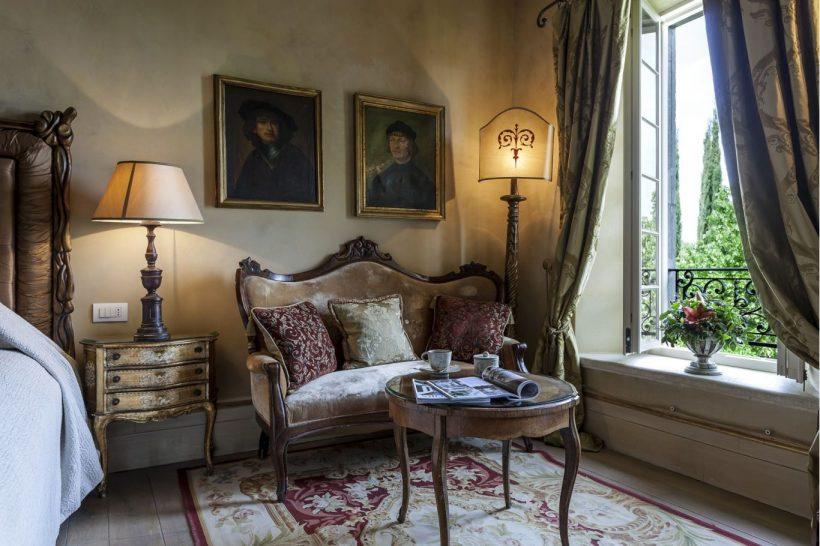Relais Borgo Santo Pietro Studio Badia Junior Suite