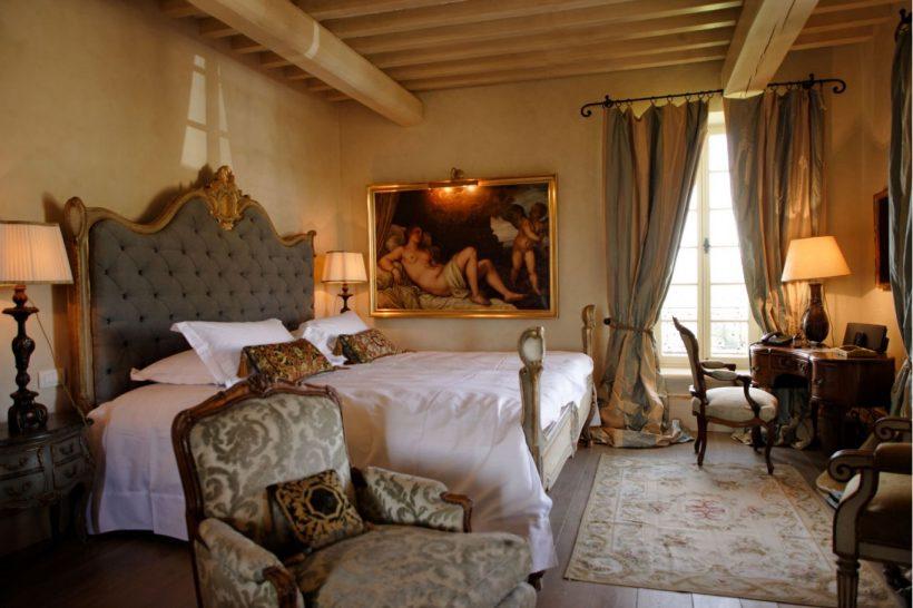 Relais Borgo Santo Pietro Valle Serena Suite