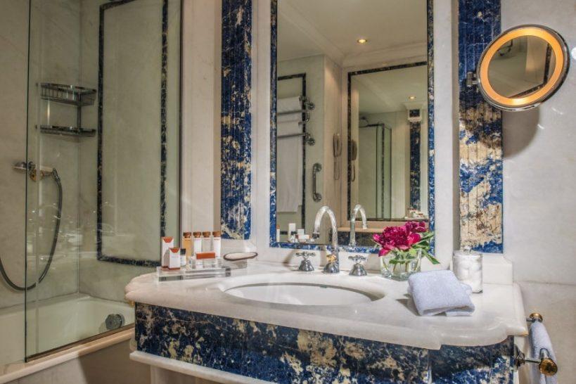 Rome Cavalieri A Waldorf Astoria Hotel Imperial View Bathroom