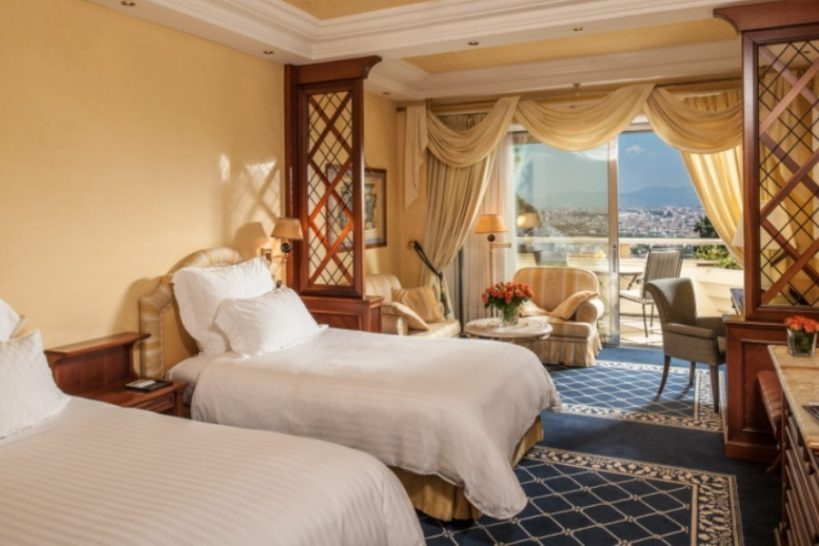 Rome Cavalieri A Waldorf Astoria Hotel Premium Rome View Twin