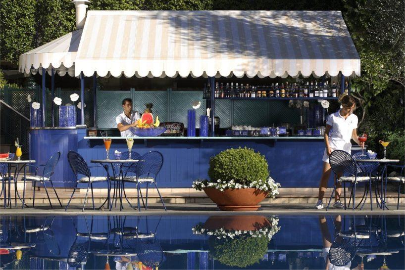 Rome Cavalieri, A Waldorf Astoria Resort Pool Bar & Chalet