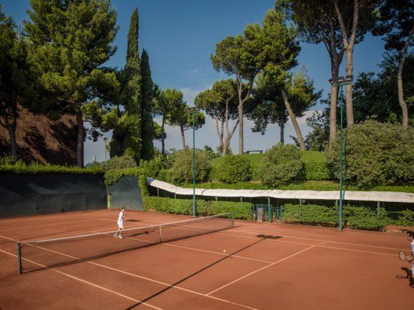 Rome Cavalieri, A Waldorf Astoria Resort Tennis