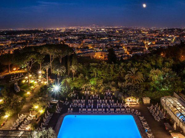 Rome Cavalieri, A Waldorf Astoria Resort View