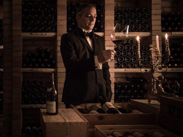 Rome Cavalieri, A Waldorf Astoria Resort Wine Cellar
