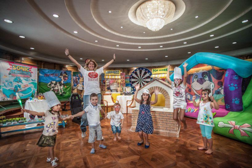 Rome Cavalieri, A Waldorf Astoria Resort kids club
