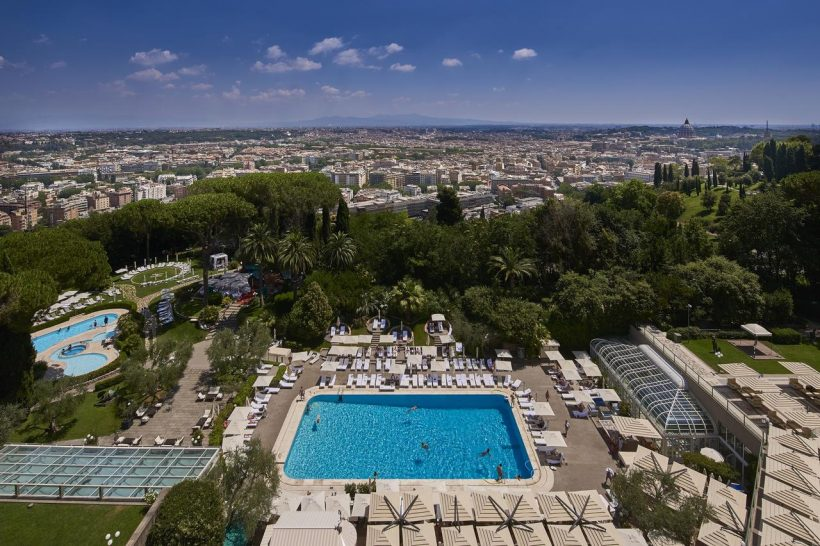 Rome Cavalieri Waldorf Astoria Resort